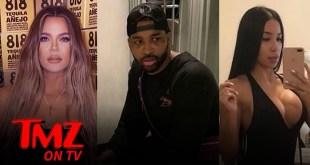 Khloe Kardashian Threatens To Sue Tristan Thompson's Paternity Accuser | TMZ TV