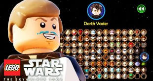 LEGO Star Wars: The Skywalker Saga - All Confirmed Characters!