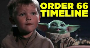 ORDER 66 TIMELINE! Where Was Grogu? (Mandalorian vs Clone Wars vs Revenge of the Sith)