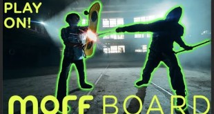 PLAY ON Short Film FULL VIDEO - MorfBoard Official - Funny Video Game Fantasy Action Sport