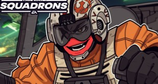 THE FORCE WAS WITH ME DURING THIS VIDEO! | Star Wars: Squadrons