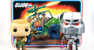 * TRANSFORMERS / G.I. JOE FUNKO LUNCHBOX 2020 * | Collectibles Review | GameStop Exclusive