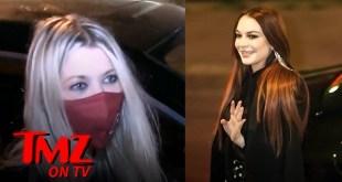 Tara Reid Gives Her Take on Lindsay Lohan's Acting Comeback | TMZ TV