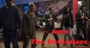 The Road to The Defenders - Short film - Marvel/Netflix Supercut