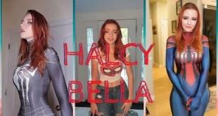 The best spider-girl/spider-woman cosplay in TikTok by HalcyBella/ Bella Morgan