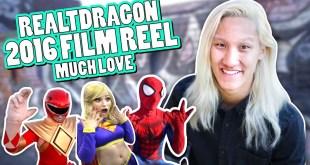 Thien Vuong RealTdragon FILM REEL - Ft. Spider-Man, Power Rangers, & Cosplay Movie