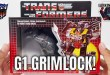 Transformers G1 Grimlock KO Review, Larkin's Lair