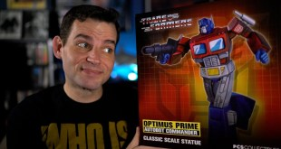 UNBOXING: Transformers Optimus Prime Statue From PCS