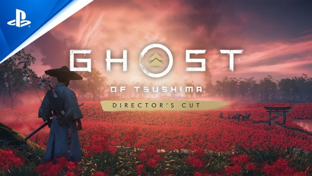 Ghost of Tsushima Directors Cut - Announcement Trailer  PS5 PS4