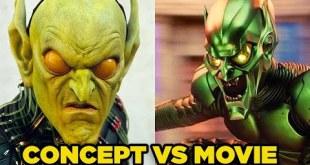 8 Superhero Movie Concept Designs Better Than We Actually Got