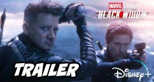 Black Widow Trailer Disney Plus 2021 - Marvel Phase 4 Easter Eggs Breakdown