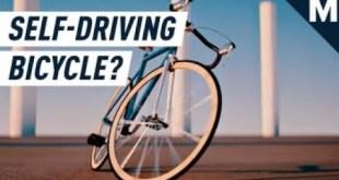 Can You Teach AI to Ride a Bike? | Mashable