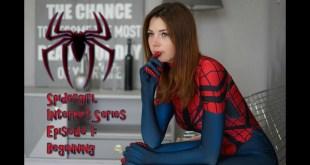Spider-Girl Fan film series (S.1,Ep.1): The beginning (Marvel Comics/Superheroine/Short movie)