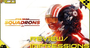"""Star Wars Squadrons Review/Impression There Is No Try """"Buy, Wait for Sale, Never Touch?"""" in Progress"""
