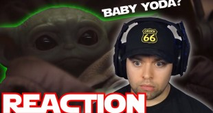 Star Wars Theory's Reaction to Baby Yoda