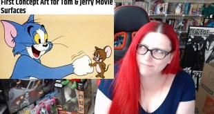 Tom & Jerry Movie Concept Art! WHY A Tom & Jerry Movie?