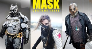 300 MASK COSTUME IDEAS - Masked Cosplay Music Video - MARVEL DC STAR WARS HORROR MOVIE MASK COSPLAY