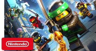 LEGO Ninjago Movie Video Game Launch Trailer - Nintendo Switch