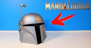 Mandalorian Star Wars Helm selber machen - 3D Printer