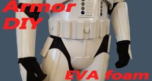 Star Wars Stormtrooper Armor - EVA foam DIY