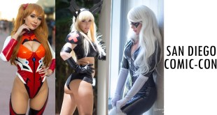 THIS IS SAN DIEGO COMIC-CON SDCC COMIC-CON 2017-2020 COSPLAY MUSIC VIDEO COMIC CON BEST COSTUMES