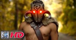 "VFX Short Films: ""The Masked Warrior - Dota 2 Fan Made Film"" - by Wonderlast Films"