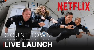 Countdown: Inspiration4 Mission to Spacex Live Launch - Must Watch Netflix
