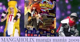MANGAHOLIX Manga Mania 2009 | Cosplay | POGO TV