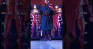 Marvel Superhero Doctor Strange Cosplay Show