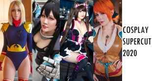 THIS IS SUPERCUT 2020: COSPLAY REWIND - BEST COSPLAY MUSIC VIDEO COMIC CON ANIME KATSUCON C2E2