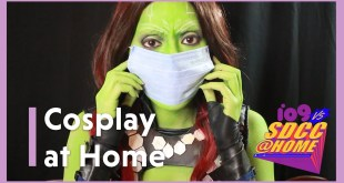 The Best (at Home) Cosplay From San Diego Comic-Con 2020