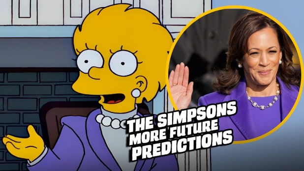 Simpsons Predicted The Future (2020-2021)