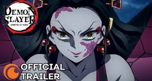 Demon Slayer Kimetsu no Yaiba OFFICIAL TRAILER via Crunchyroll