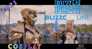 BlizzConline 2021 Cosplay