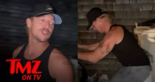 Diplo Rescues a Group of Beautiful Women After His Concert | TMZ TV