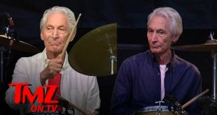 Rolling Stones' Drummer, Charlie Watts, Out for U.S. Tour | TMZ TV