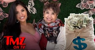 Vanessa Bryant Settles $200,000 Lawsuit Filed Against Her By Mother | TMZ TV