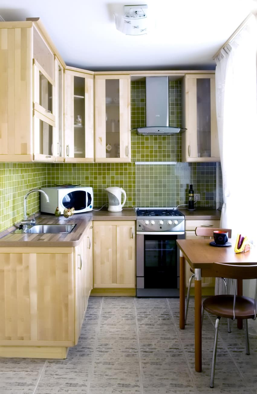 50 Kitchen Designs for All Tastes - Small - Medium - Large ... on Small Kitchen Remodel  id=80217