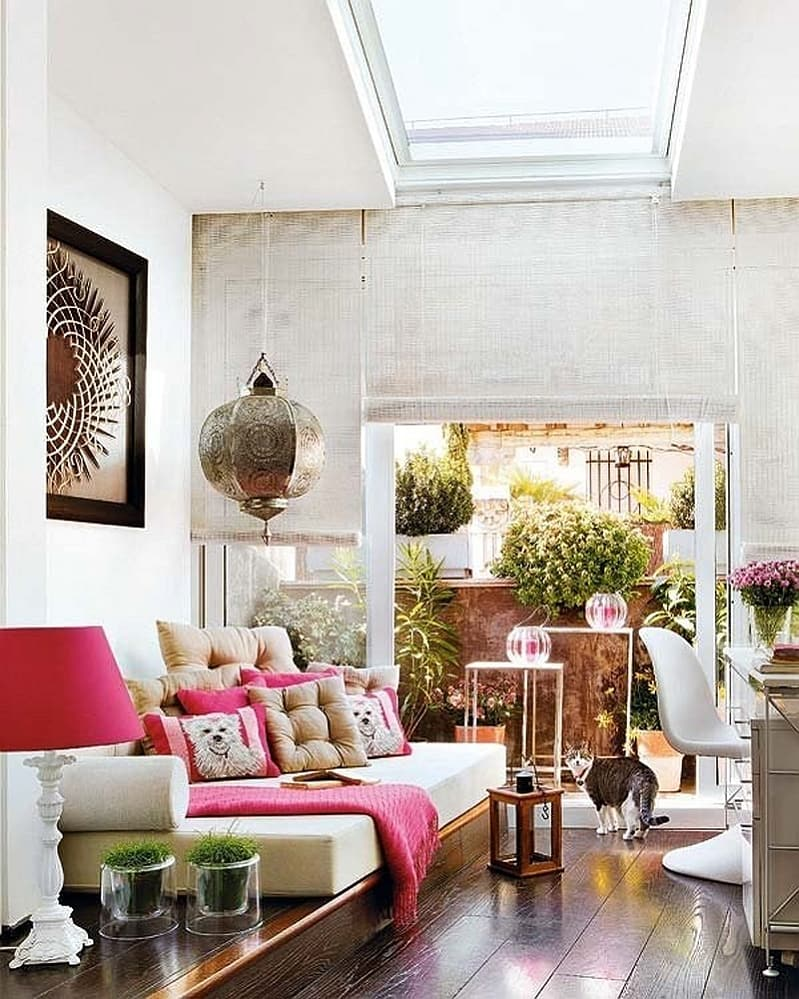 40 Amazing Modern Style Interior Design Ideas (PHOTOS) on Boho Modern Decor  id=45659