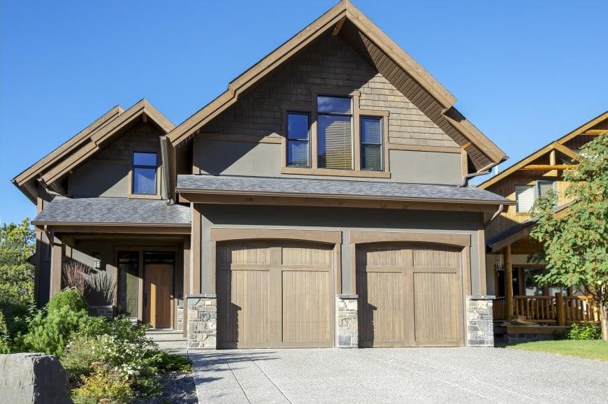 54 Cool Garage Door Design Ideas (PICTURES) on Garage Door Ideas  id=16602