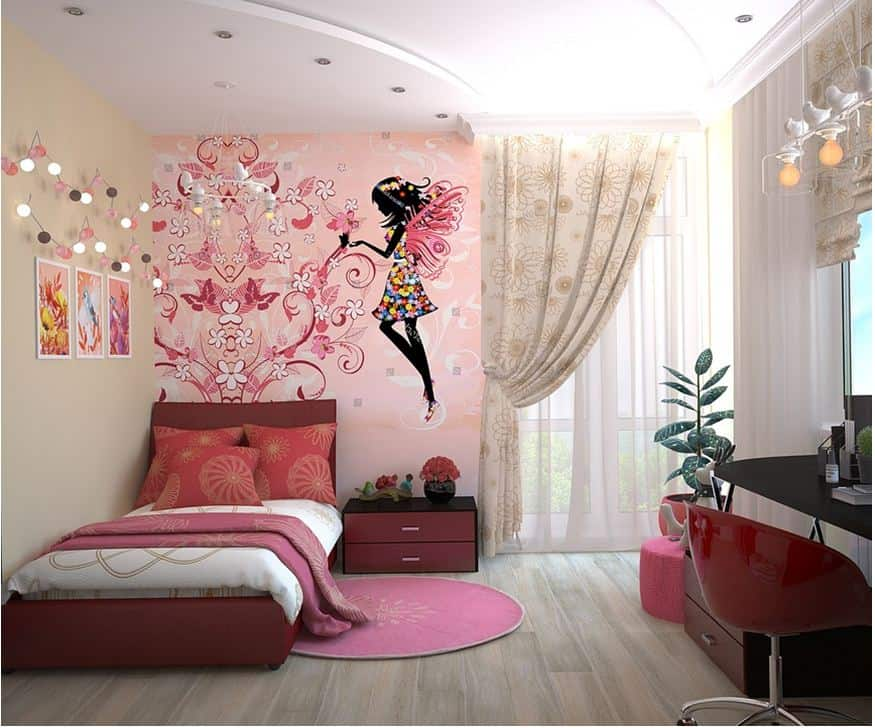 6 Creative DIY Décor Ideas for Your Kid's Room in 2020 ... on Girls Room Decoration  id=13344