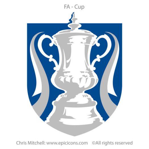 FA Cup Logo Brand Icon | Epicicons