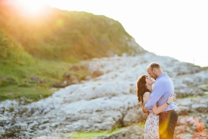 fine art engagement photography Northern Ireland