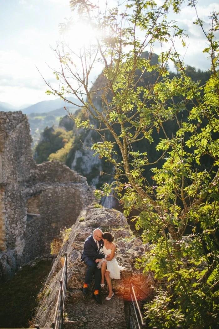 Destination wedding photography Switzerland