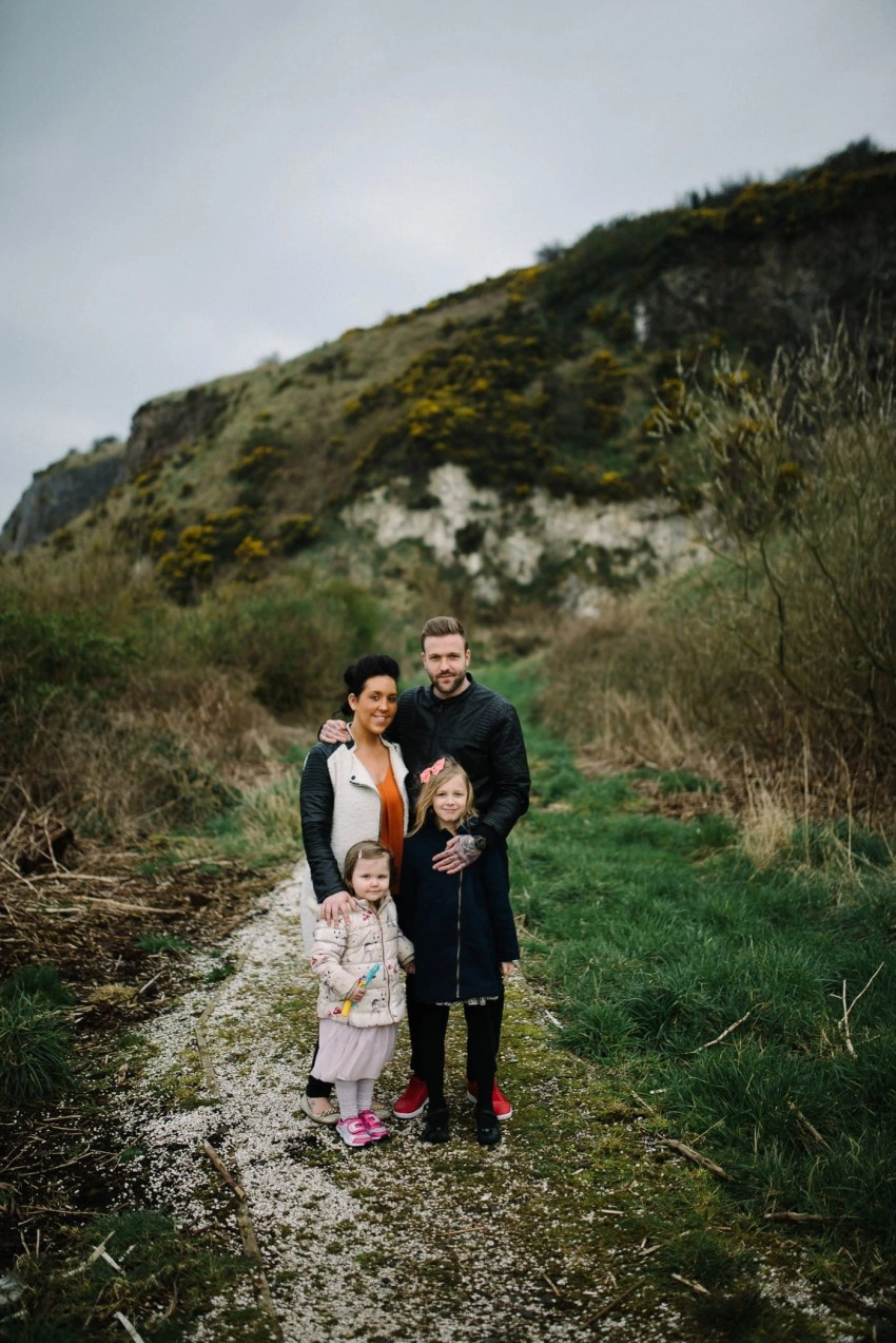 Family portrait photographer Whitehead Northern Ireland_0007