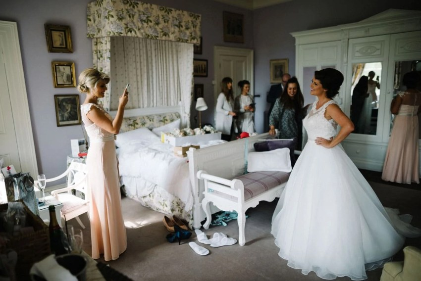Castle Leslie Wedding Photographer Ireland Glaslough_0022