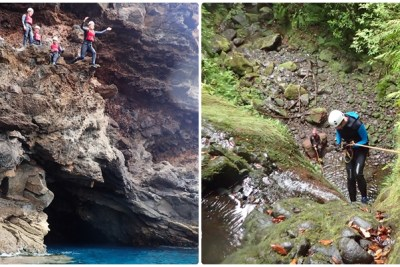 Canyoning Intermediate and Coasteering