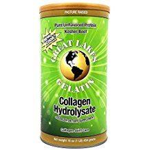 collagen and gelatin supplements
