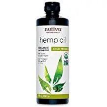 hemp oil nutiva