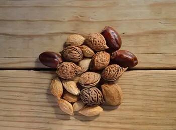 Nuts help avoid clogged arteries